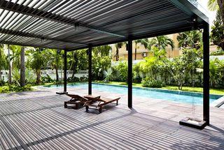 简约自然设计装修风格别墅休闲区欣赏图