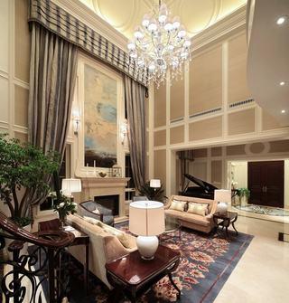 欧式豪华别墅装修尽显奢华古典气质