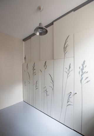 20平米小户型简约现代多功能设计一居室效果图片
