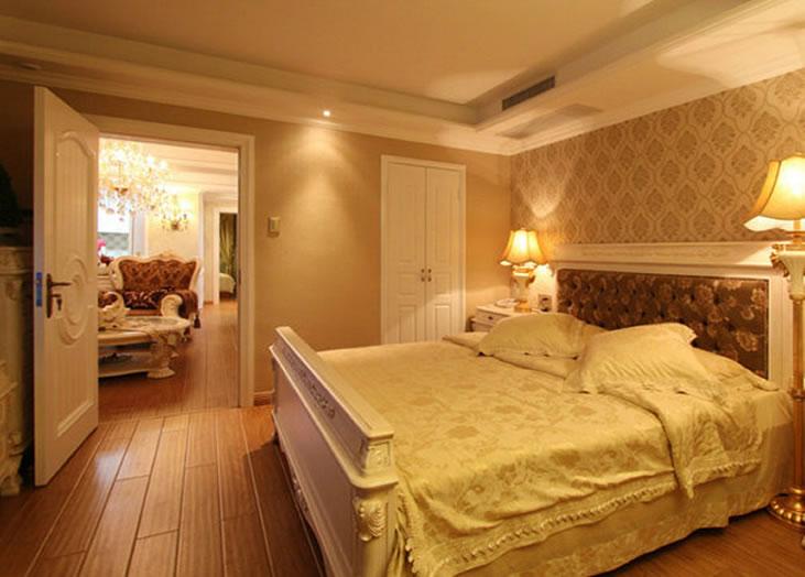 简约温馨欧式卧室设计效果图大全