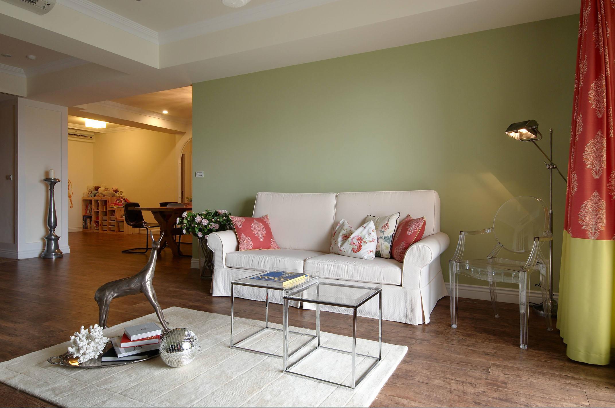 三室两厅清新宜家装修效果图