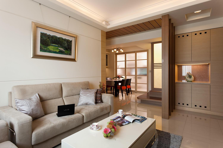 极简创意宜家风格家装设计二居室效果欣赏图