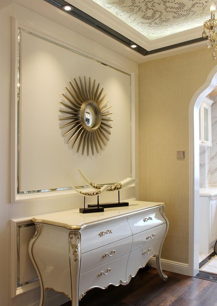 精美简约欧式家装玄关装饰效果图