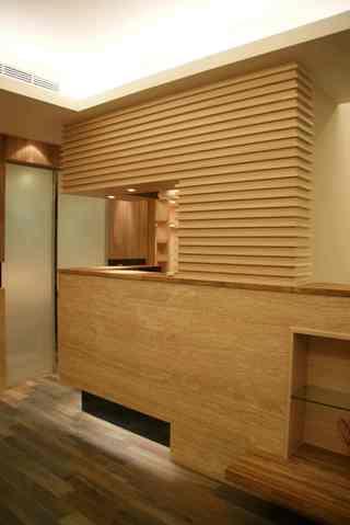 打造64平宜家原木温馨公寓