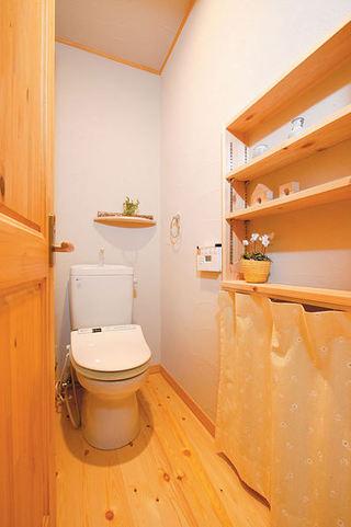 古典原木日式装修风格卫生间设计效果图