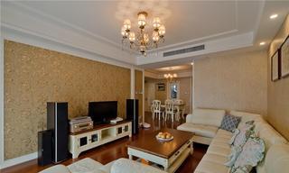 唯美纯色简约欧式复式家装设计欣赏