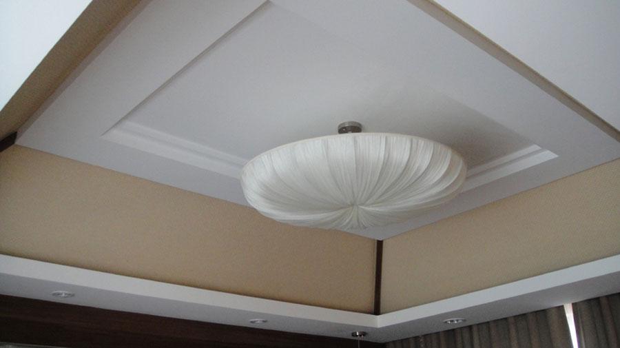 时尚现代设计风格室内吊顶效果图