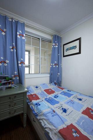 小情调美式风格小户型儿童房设计图片