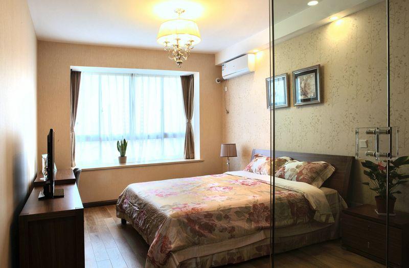 简约时尚现代风格卧室装饰效果图