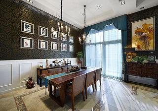 异域东南亚风格公寓设计装修欣赏图片