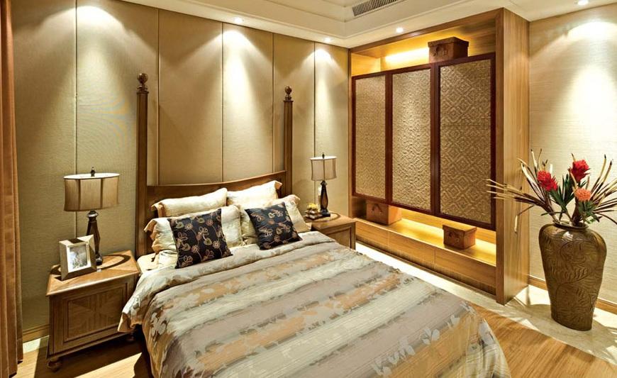 典雅贵气新古典卧室衣柜设计效果图
