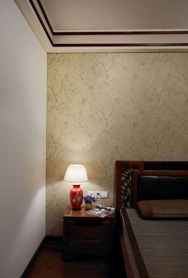 古典欧式风格卧室床头柜效果图