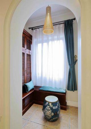 新古典风格室内飘窗台面设计装潢欣赏图