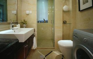 简约现代风格小卫生间图片
