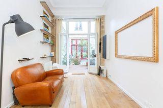 简约宜家风格小复式楼公寓效果图