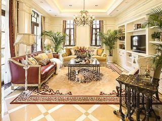 经典华丽复古欧式田园别墅设计