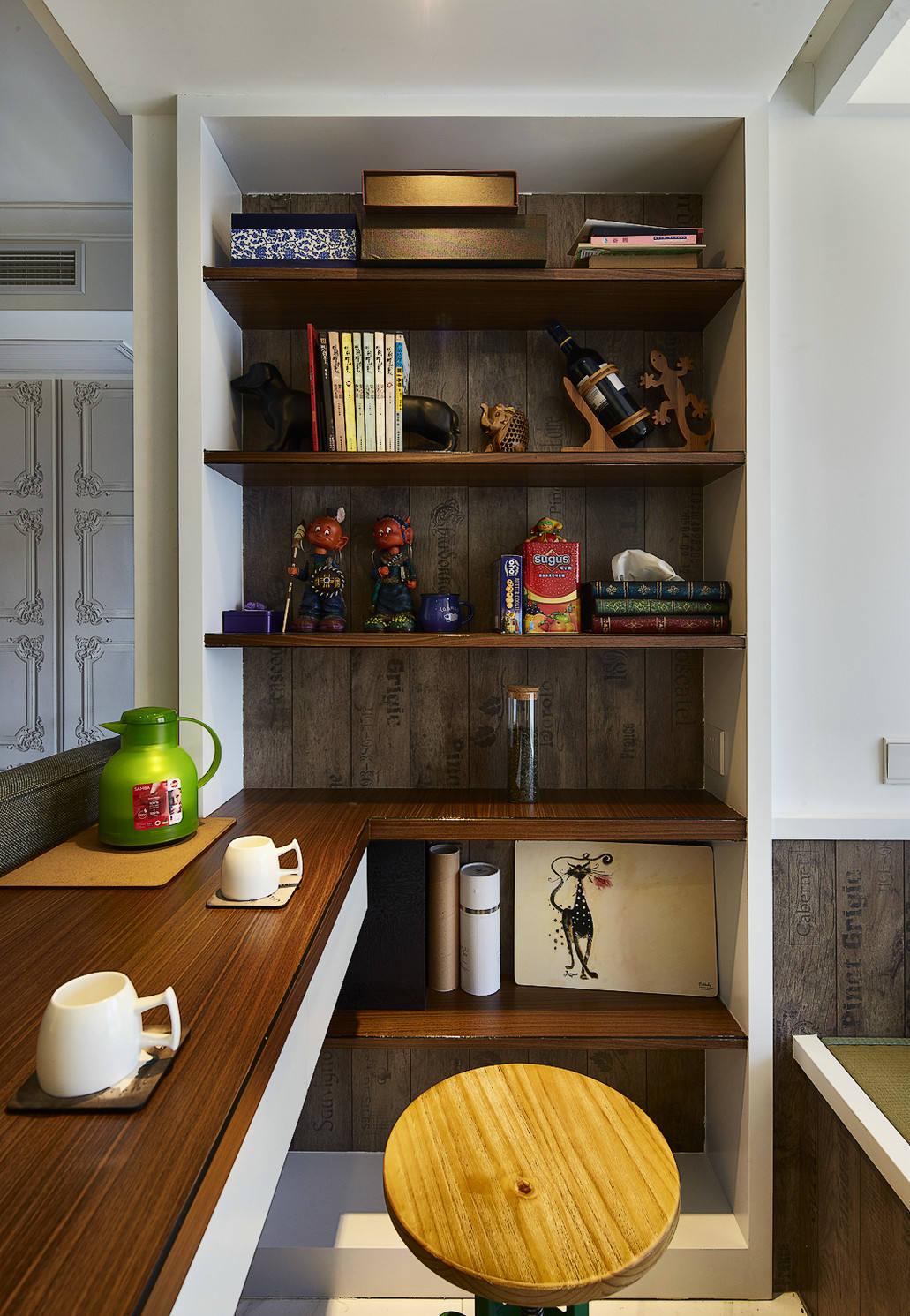 北欧风格家居书房装修设计效果图片图片