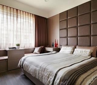 简约风格家居卧室休闲多功能柜设计效果图片