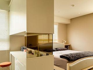 典型建筑性现代北欧卧室