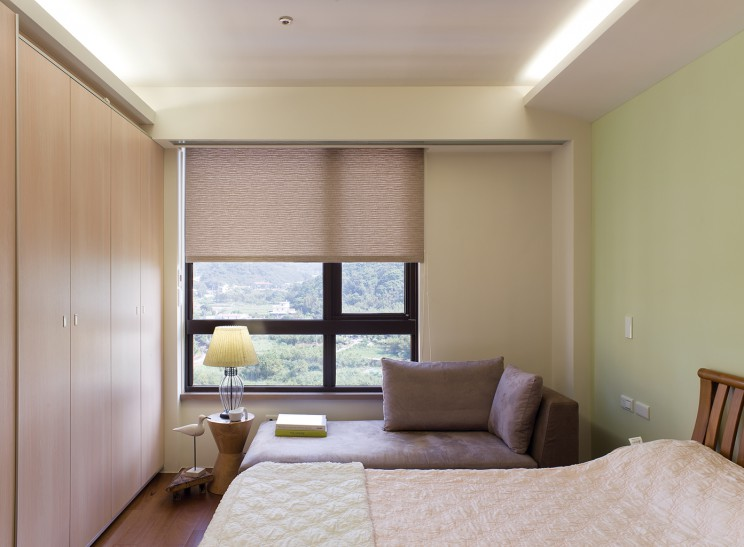 现代简约风格设计卧室装修效果图