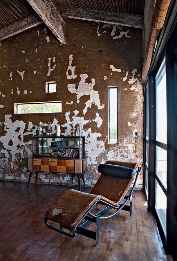 复古美式风格家装背景墙效果图片设计