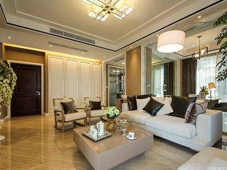 奢华高端现代风格别墅效果图