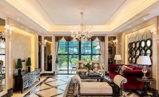 高贵典雅新古典欧式别墅设计