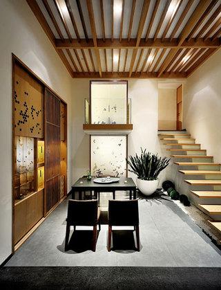 经典日式风格餐厅设计图