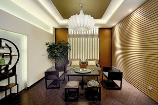 日式餐厅装修风格效果图