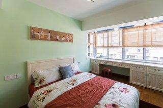 新古典小清新卧室效果图