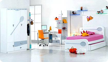 避免儿童房装修污染的十种方法