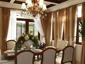 21万打造奢华别墅 新古典欧式风