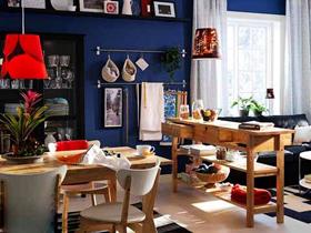 让色彩走进餐厅 9个公寓餐厅设计