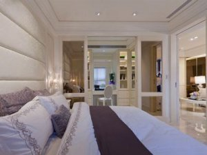 40平单身公寓 新古典雅致美居