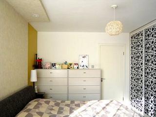 55平老房改造 变身宜家风一居室