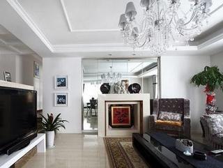 28万旧房改造 140平米唯美家居