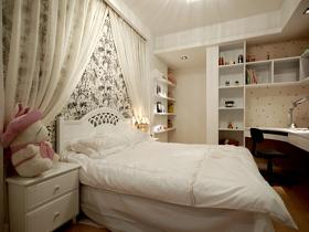 简约黑白空 6万半包130平三居室