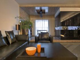 时尚大气 富裕型简约公寓