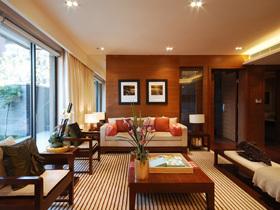 温润惬意生活 舒适三居室