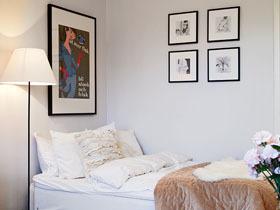 光鲜亮丽 一室户单身公寓