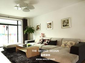 130平米溫馨主義 通透明亮陽光宅