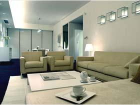 现代简约禅意居 朴素和谐空间
