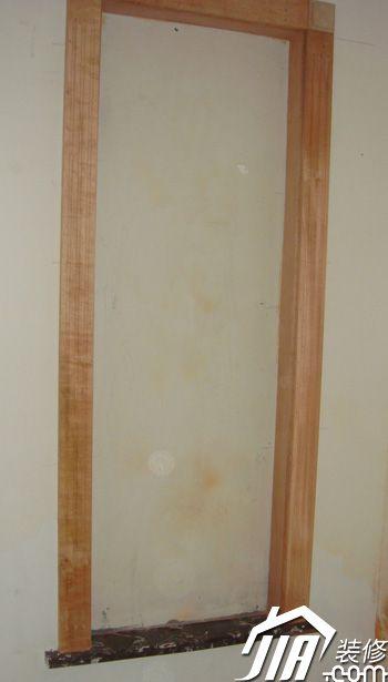 小编实拍工地:装修施工验收之泥木后期