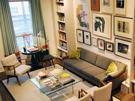 14款力推作品 超强收纳沙发背景墙