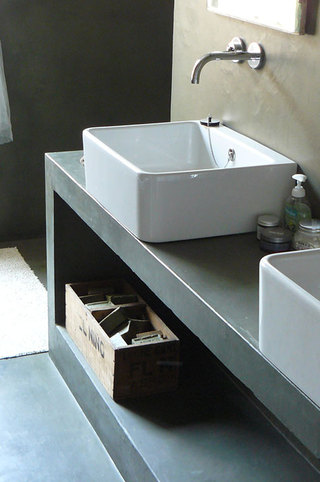 传统与创意 33款洗手台收纳法