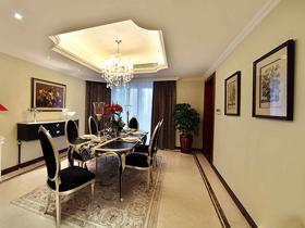 高品质生活 270平新古典四居室