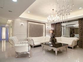 奢华美式新古典 纯粹高雅公寓房