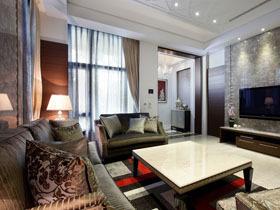 新古典风 210平豪华居室