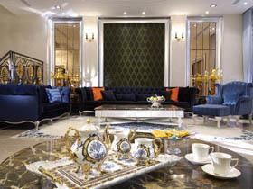 新古典风奢华别墅 彷如入住宫廷般的奢华享受