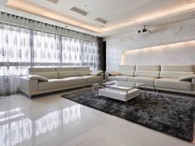 现代摩登时尚居室 个性舒适空间
